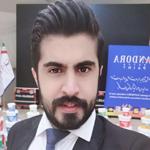 مدیریت وب سایت آرش شریفی